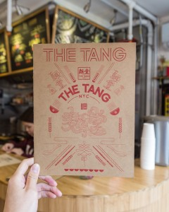 The Tang's Menu