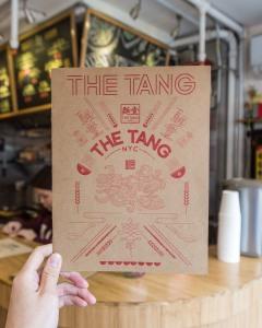 The Tang's Menu