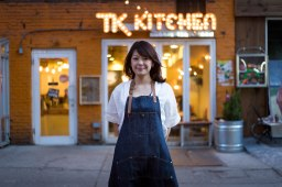 A Home Away from Home at TK Kitchen