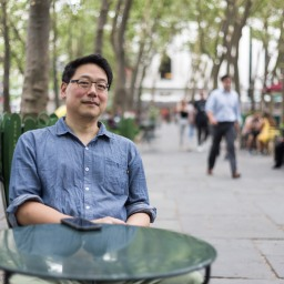 Chatting with Ed Lin, author of Taipei-based novel Incensed
