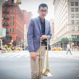 Hearing jazz musician Peter Lin's musical roots